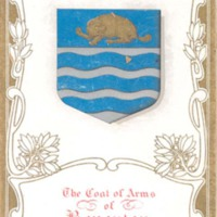 The coat of arms of Beverley