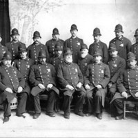 Beverly Police Dept., c.1880s
