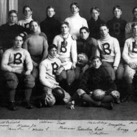 Beverly High School Football Team 1901