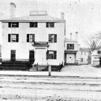 Norwood Mansion, where Washington and Lafayette were entertained