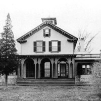 Residence of Mr. N. P. Proctor - North Beverly