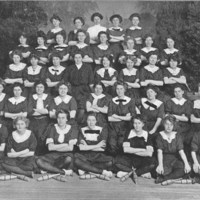 Group of members of Gymnasium Class
