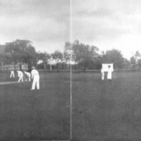 Cricket contest
