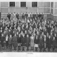 Photographs of Beverly school children