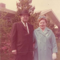 Mom and dad Nickerson