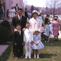 First Communion at St. Mary's Annunciation