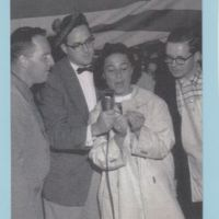 Don Kingsley and Eydie Gorme
