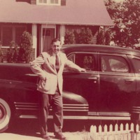 Dad with Pontiac