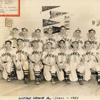 1951 Danvers Little League All-Star team