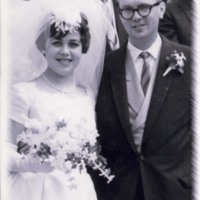 Wedding of John and Patricia (Morris) Toomey
