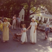 Bicentennial horribles parade, 1976