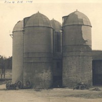 Silos at Danvers State Hospital