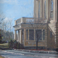 <em>Peabody Library</em>