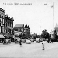 The Square, Everett, Massachusetts