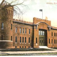 Armory, Everett, Mass.