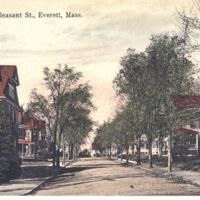 Pleasant St., Everett, Mass.