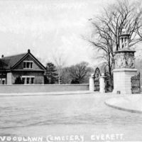 Woodlawn Cemetery Everett