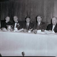 John F. Kennedy at Friends of St. Patrick, March 16, 1954