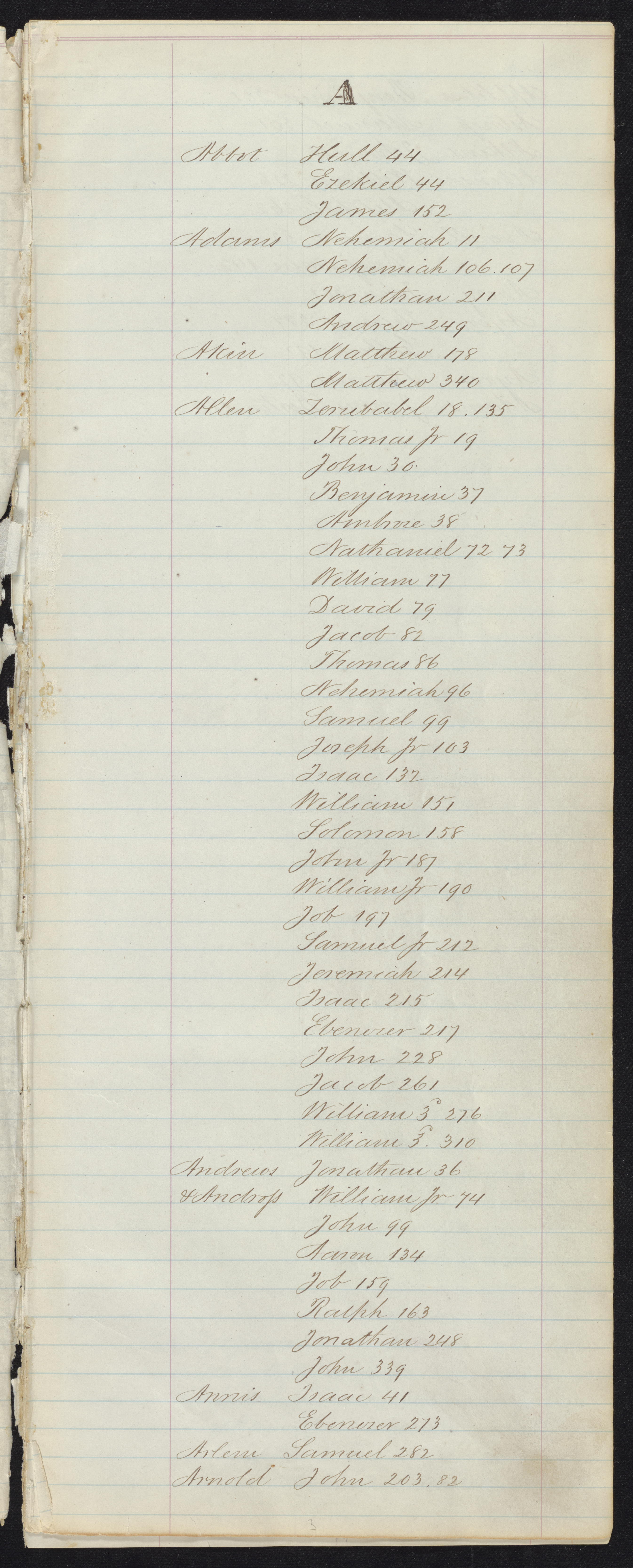 Page 8 of the Gloucester Births, Deaths, Intentions, and Marriages, 1739 to 1794