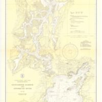 United States--east coast, Massachusetts, Gloucester Harbor and Annisquam River / Coast and Geodetic Survey