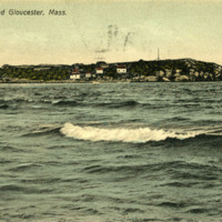 Salt Island, Gloucester, Mass.