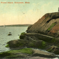 The rocks, Ten Pound Island, Gloucester, Mass.
