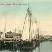 Gloucester harbor, Gloucester, Mass.