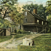 Pigeon Cove, Mass., Witch House