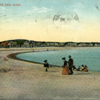 Long Beach, Cape Ann, Mass.