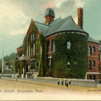 High School, Gloucester, Mass.