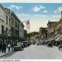 Main Street, Gloucester, Mass.