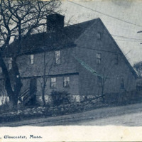 Old Ellery House, Gloucester, Mass.