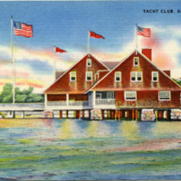 Yacht Club, Annisquam, Mass.