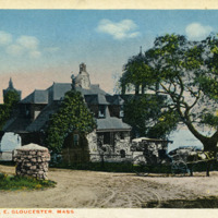 Gate Lodge, E. Gloucester, Mass.
