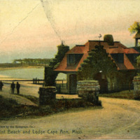 Eastern Point Beach and Lodge, Cape Ann, Mass.