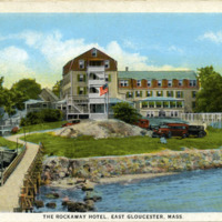 The Rockaway Hotel, East Gloucester, Mass.