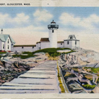 Eastern Point Light, Gloucester, Mass.