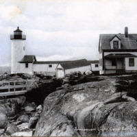 Annisquam Light, Cape Ann, Mass.