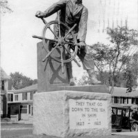 [Fisherman's Memorial statue, Gloucester, Mass.]