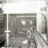 Public library, north gallery, City Hall