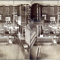 Public library in Lynn City Hall,. W.T. Bowers' Collection