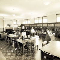Public library, Shute Branch, children's room