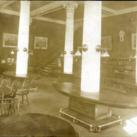 Public library, children's room, first floor, 1910-20