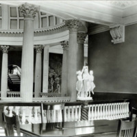 Public library, reference room, 1928