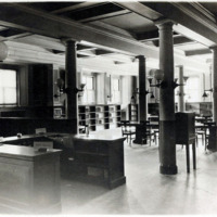 Public Library, boys and girls department, opened Jan. 31, 1920