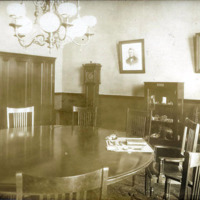 Public library, office 1900-14 (Trustees' Room)