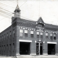 Federal Street fire Station