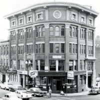 Elks Building, corner of Spring and Exchange Street July, 27, 1959