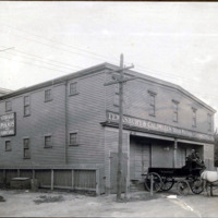Tewksbury and Caldwell Storage Warehouse, South Street