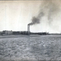 General Electric Co., River Works from Fox Hill Bridge